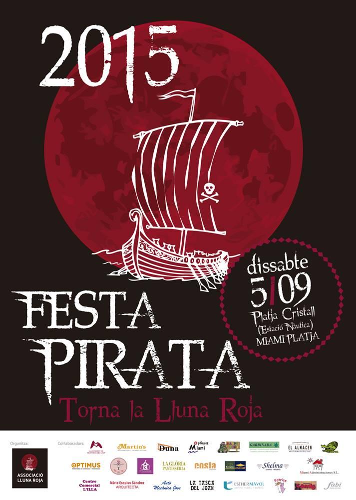 V Festa Pirata