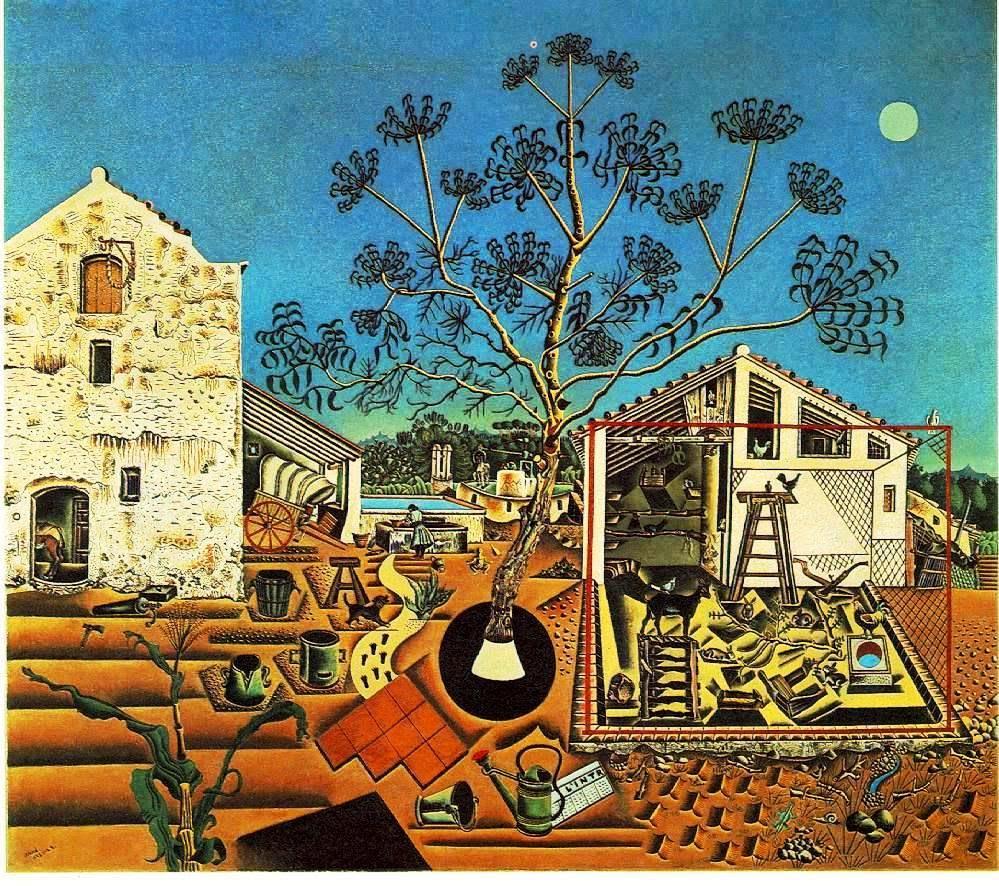 La Masia de Joan Miró