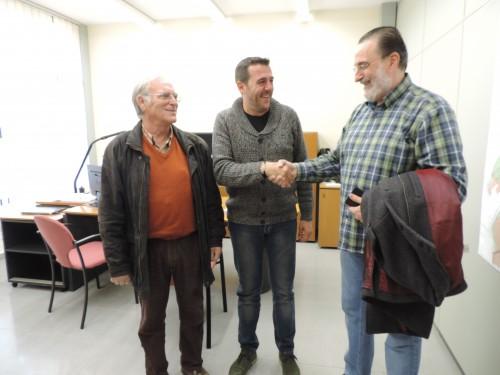 Ajuntament Mont-roig del Camp amb Plataforma Afectats Cooperativa Cambrils