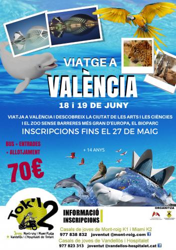 Tok'l2 Viatge a València