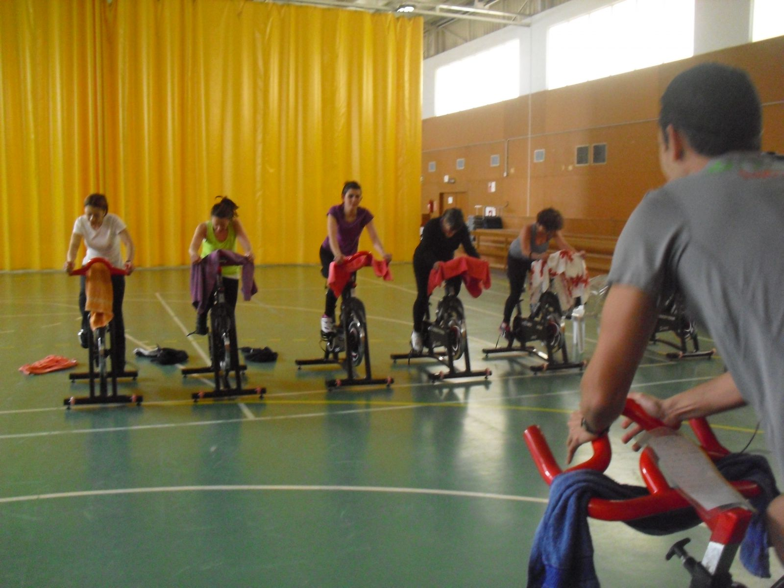 Ciclo indoor