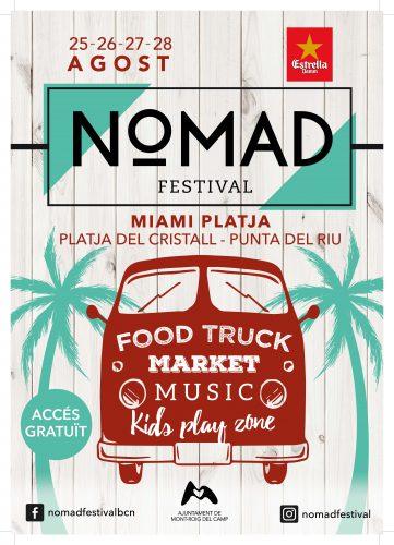 Cartell Festival Nomad