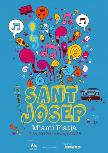 Cartell Sant Josep 2016