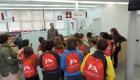 Alumnos 4º escuela Marcel·lí Esquius