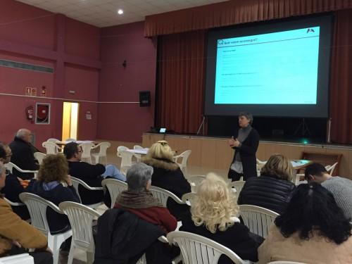 Sessió participativa ciutadana del PAM