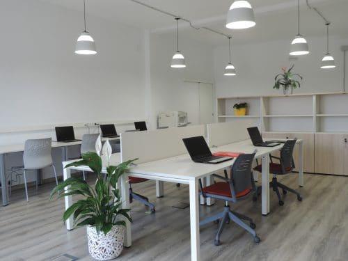 L'Espai, el nou centre de treball compartit
