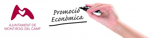 Logo Ajuntament Promoció Econòmica