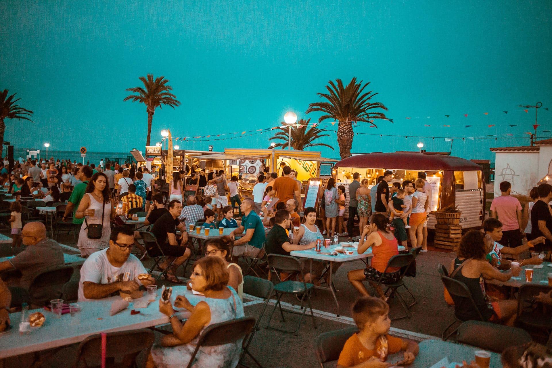 El Festival Nomad Vuelve A Miami Platja Con Una Noche Blanca Ajuntament De Mont Roig Del Camp