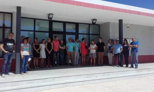 Minut silenci oficines Miami Platja per Niça