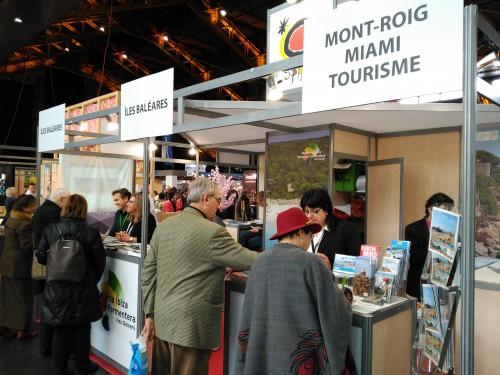 Mont-roigMiami Turisme en la feria de Lyon