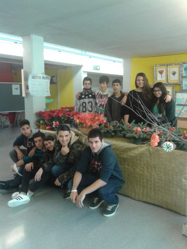 Paradeta Alumnes PTT Auxiliar vivers i Jardins