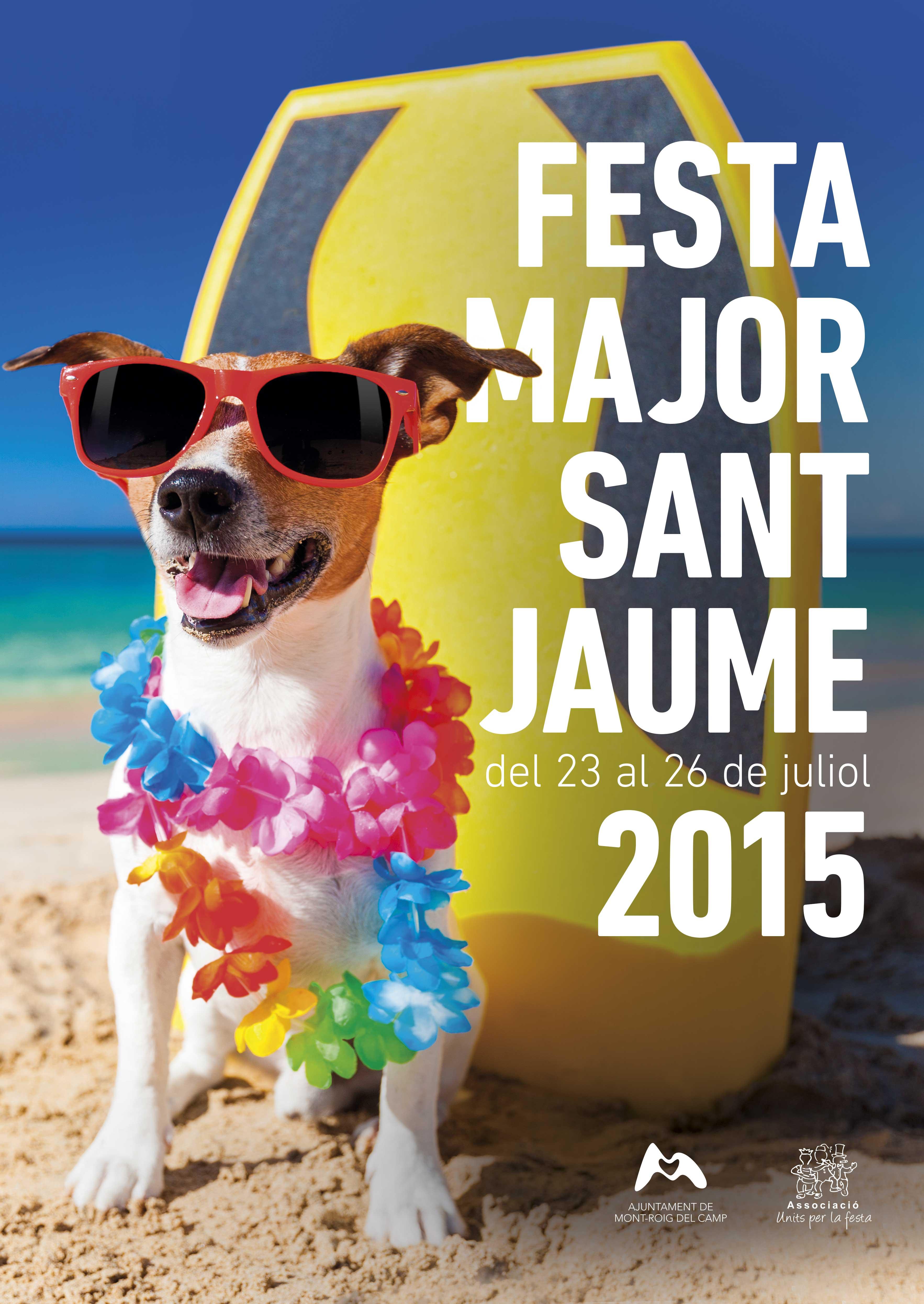 Festa Major Sant Jaume 2015