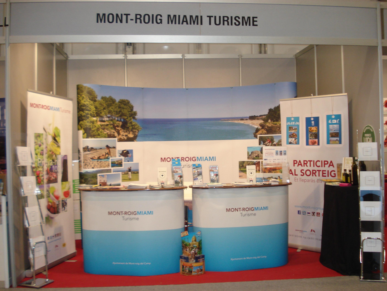 Mont-roig Miami Turisme es promociona a Andorra
