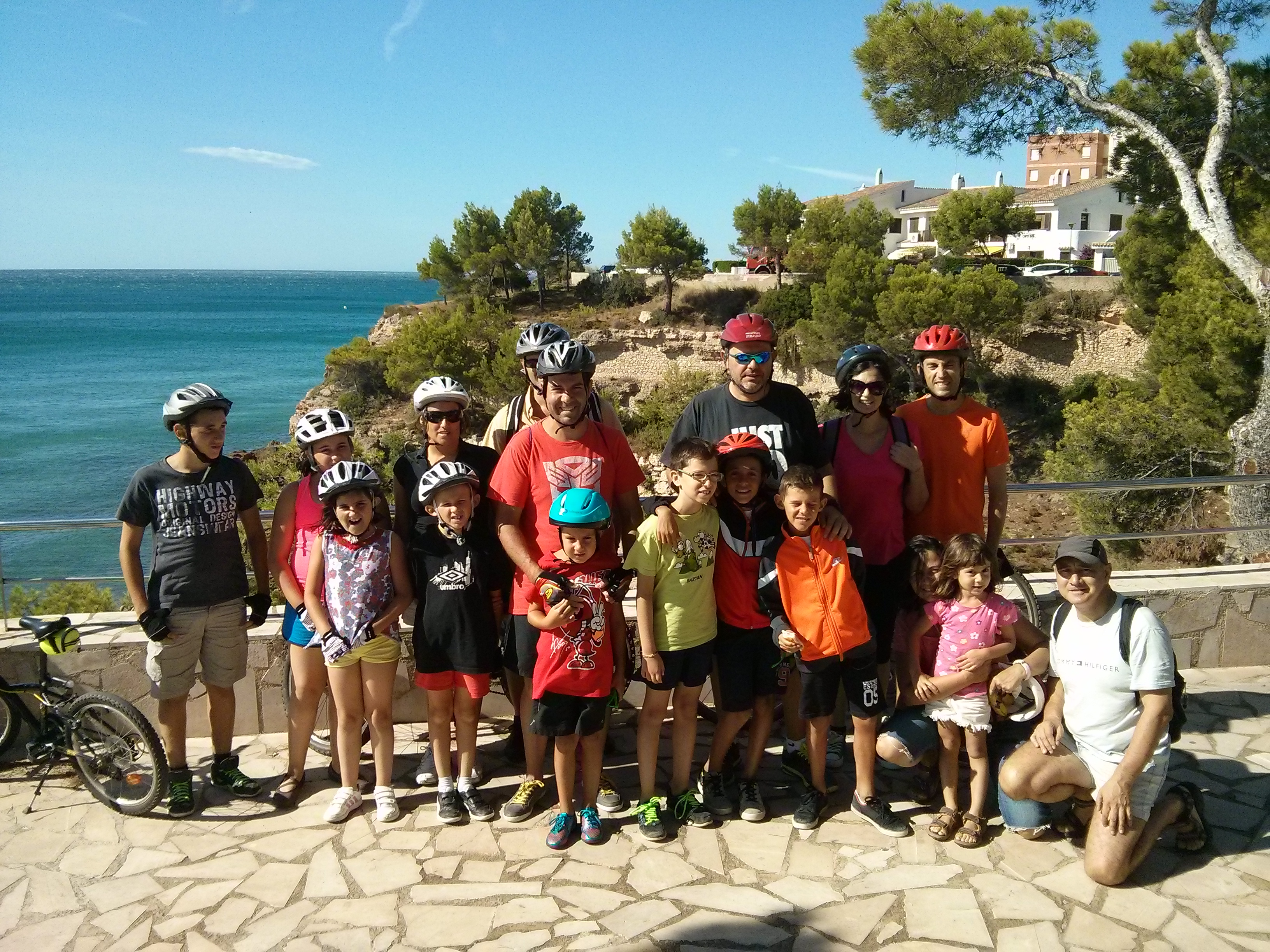 Mont-roig Miami Turisme organitza excursions en bicicleta