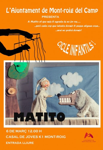 "Espectacle ""Matito"""