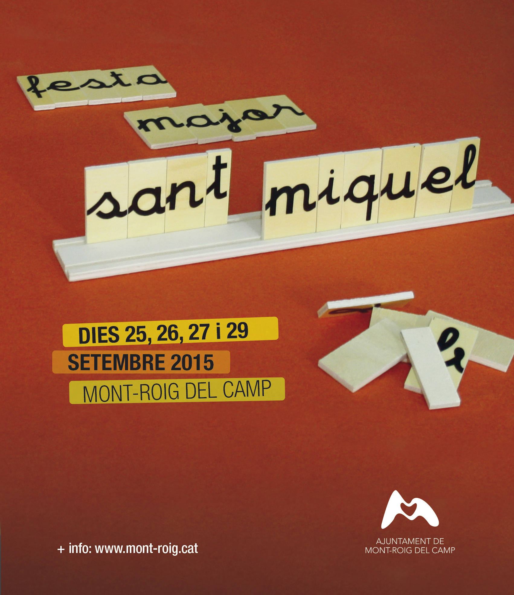 Fiesta Mayor Sant Miquel 2015