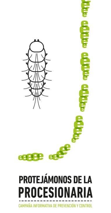 Procesionaria tríptico