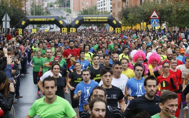 deportes , carrera , eternal running invencible   , foto: Pablo Viñas